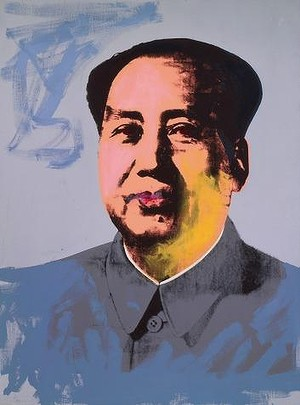 "Andy Warhol, ""Mao"", 1972"